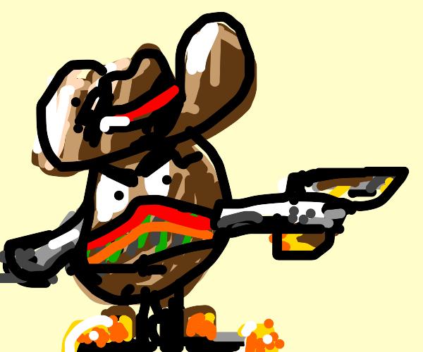 Cowboy Mr. Potatohead