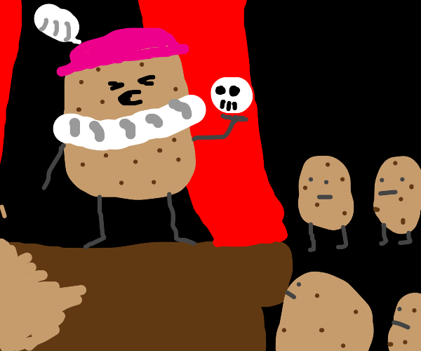 actor potato