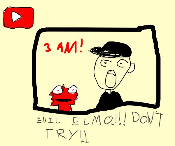 Clickbait YouTube Thumbnail