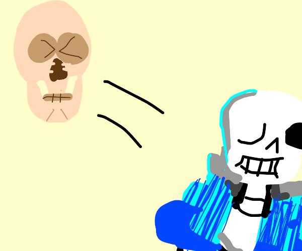 All skeletons = Sans