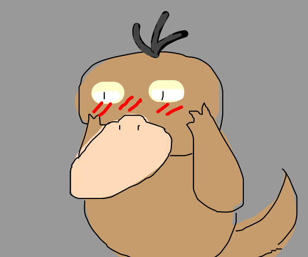 Psyduck pokemon
