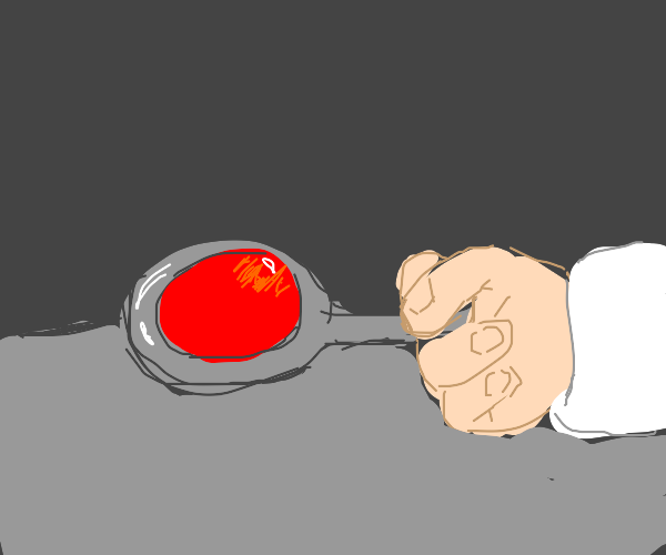 a giant spoonful of ketchup