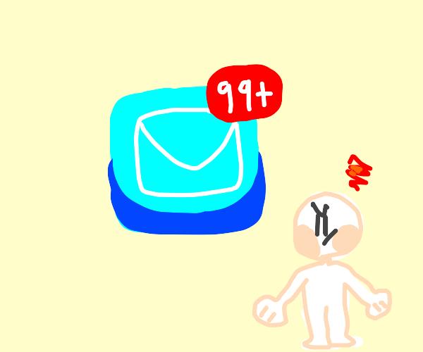 99+ notifications