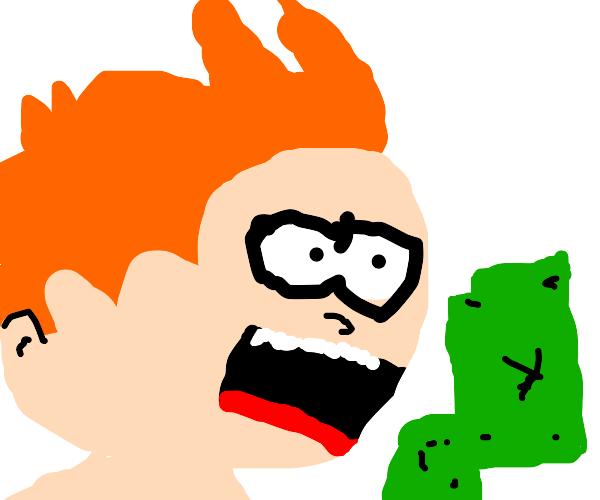 Take my money - Fry
