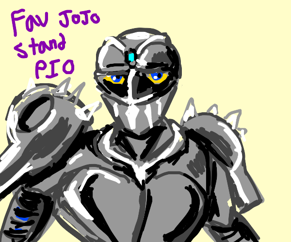 Favorite JJBA Stand (pass it on please)