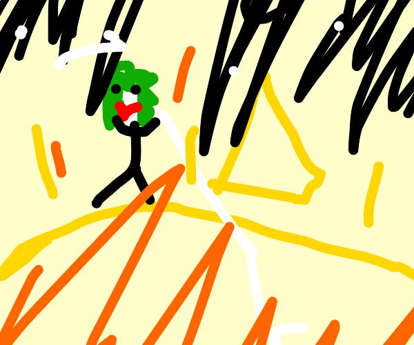 Joker on the Sun