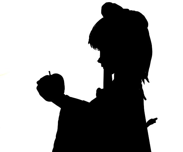 bad apple scene