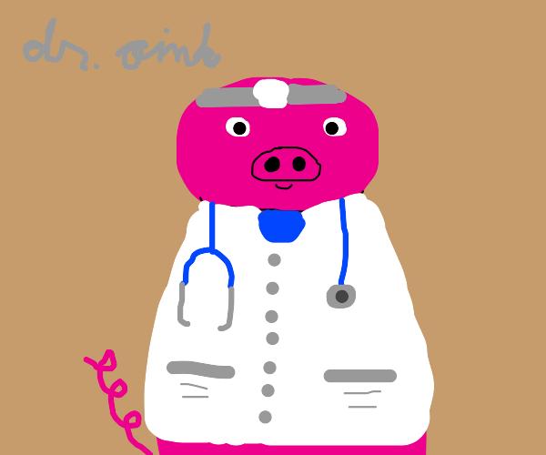 pig dentist