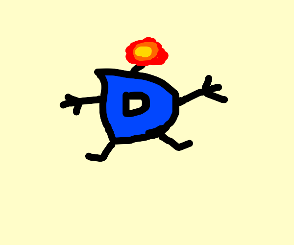 Drawception is filled with light-fluid