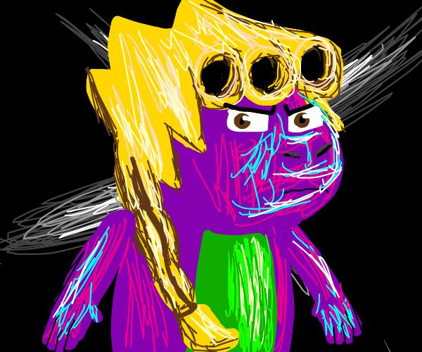 Barney's Bizarre Adventure
