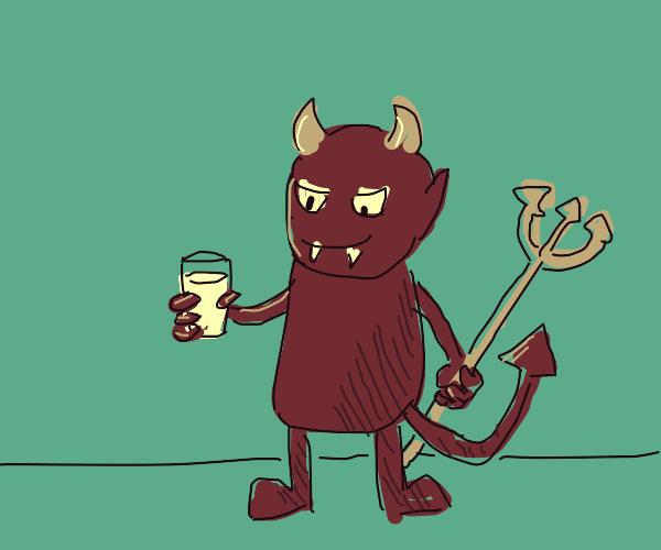 demon milk