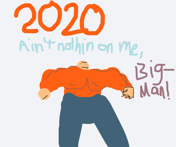 obscure superhero saves 2020