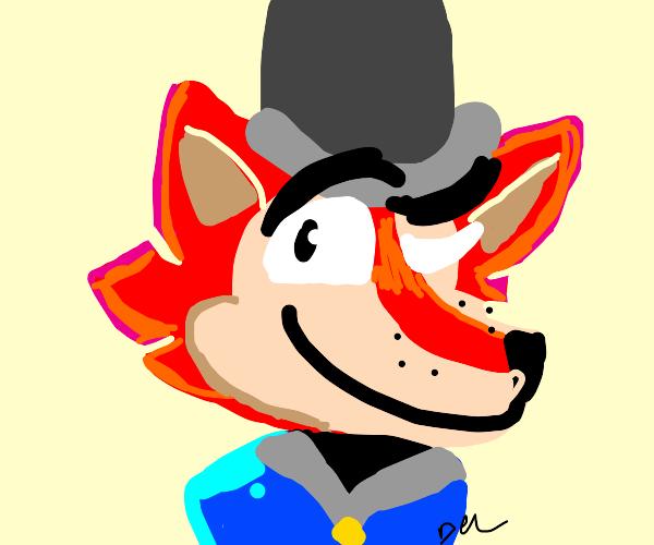 the fox from pinnocio