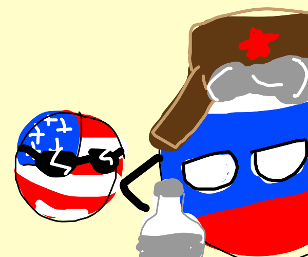 Russia is bigger than USA