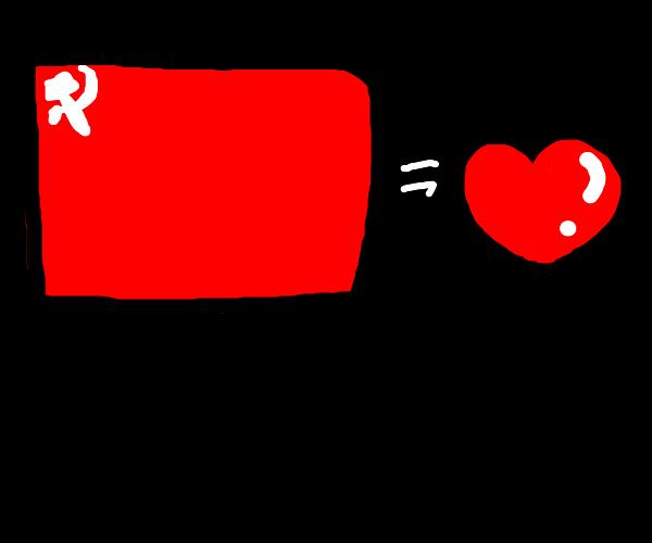 Communism is love