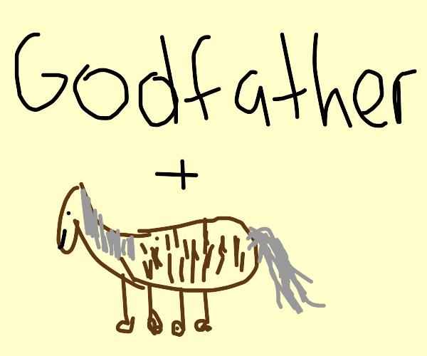 Godfather Horse