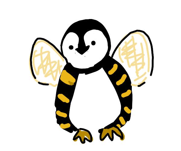 Penguin bee