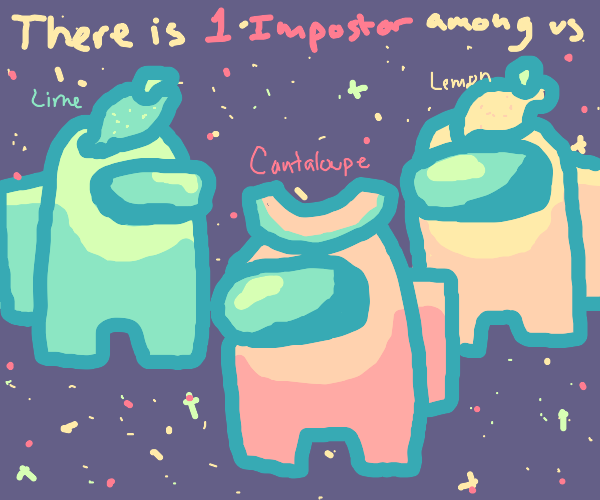 Impostor fruit