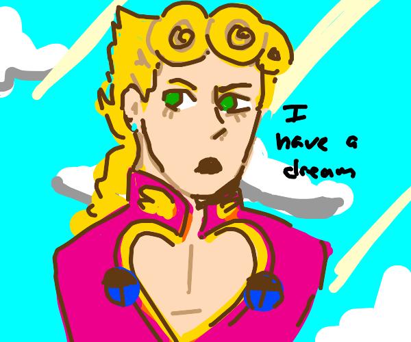 giorno giovanna has a dream