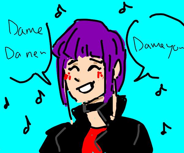 Kyouka Jiro Singing