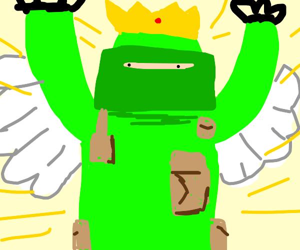 Our Lord and Savior, Tachanka has risen