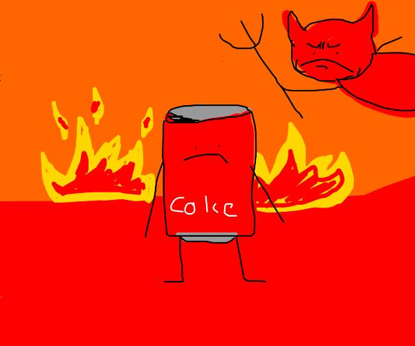 coke in hell