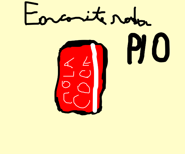 Favorite soda PIO (mines Sierra Mist)