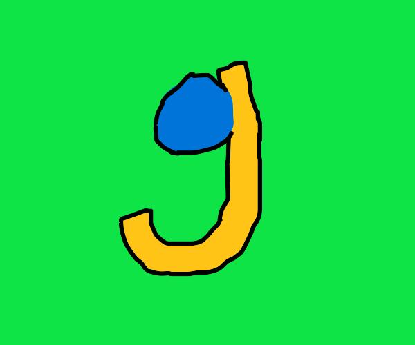 if the cudgle logo had a body