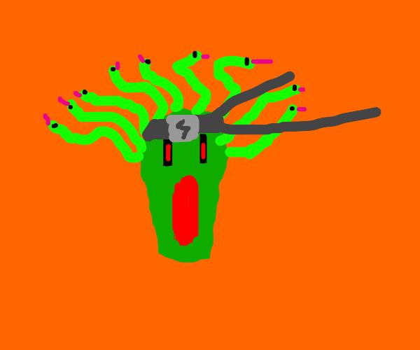 Naruto Medusa