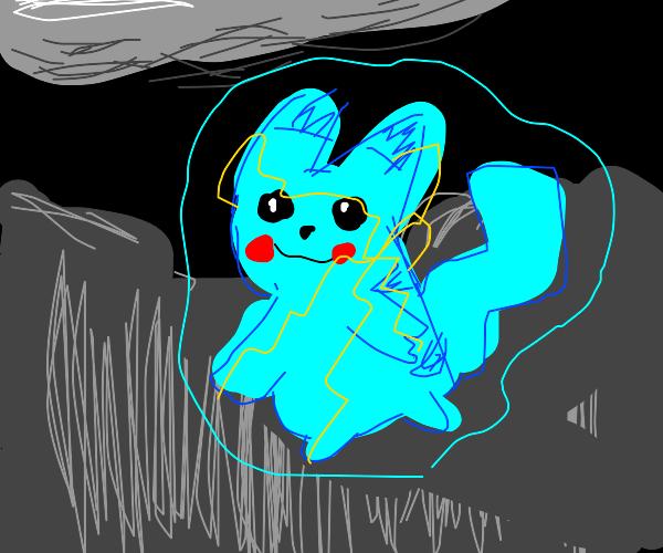 pikachu ghost