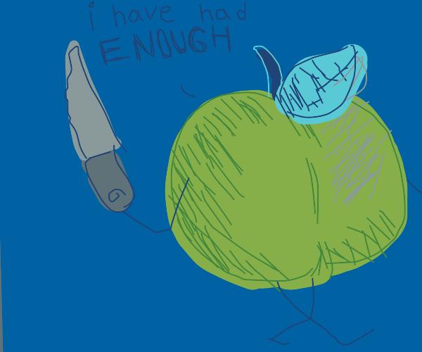 apple murder