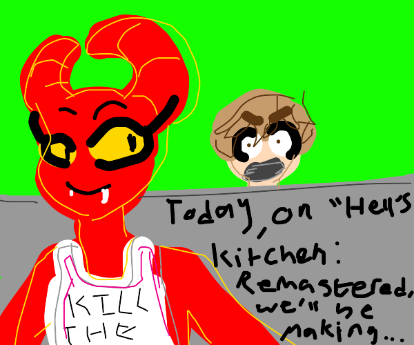 Demon Cooking Show