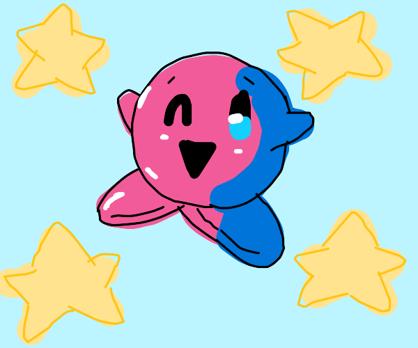wholesome kirby
