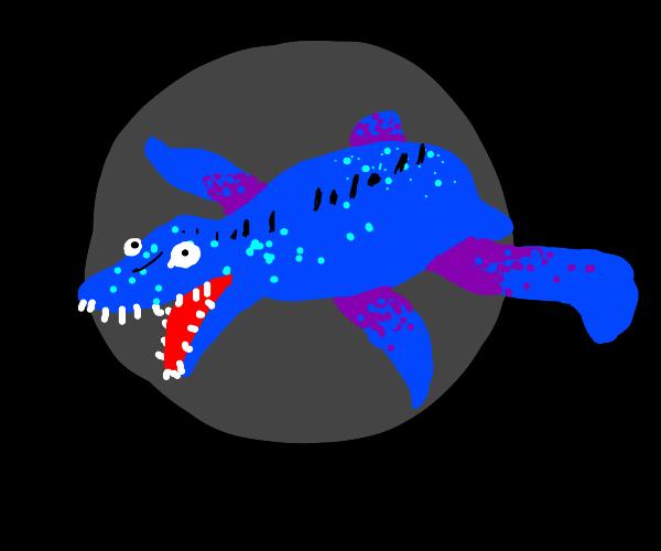 Magical Liopleurodon