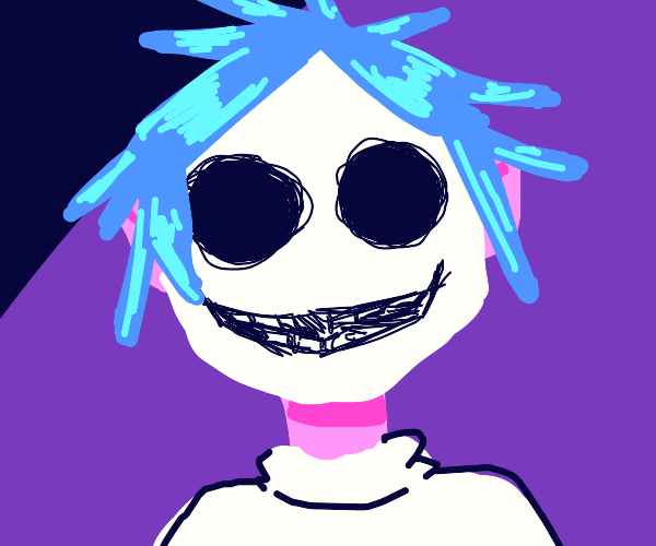 2D with a mask