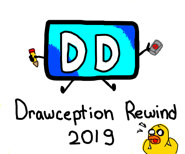Drawception rewind 2019