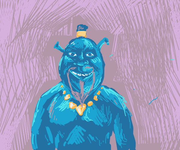 Genie Shrek