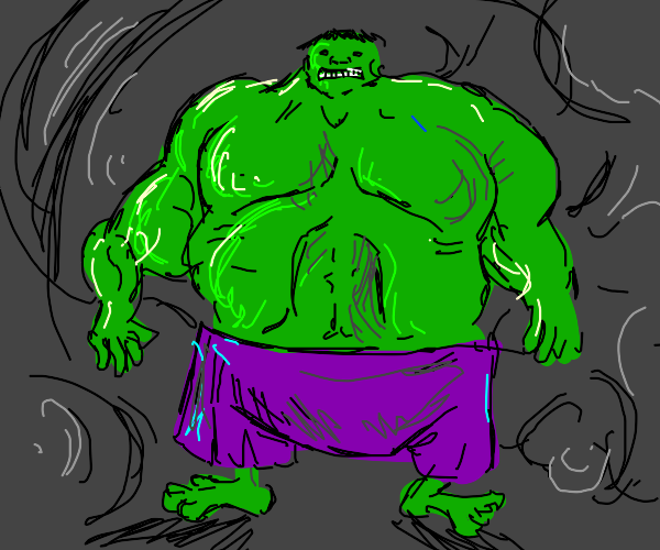 cursed hulk