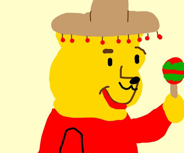 Mariachi-the-Pooh