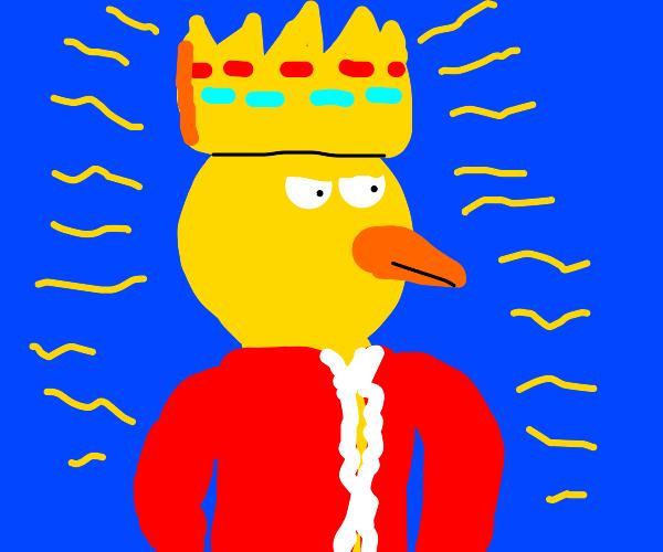 king duckilus the III