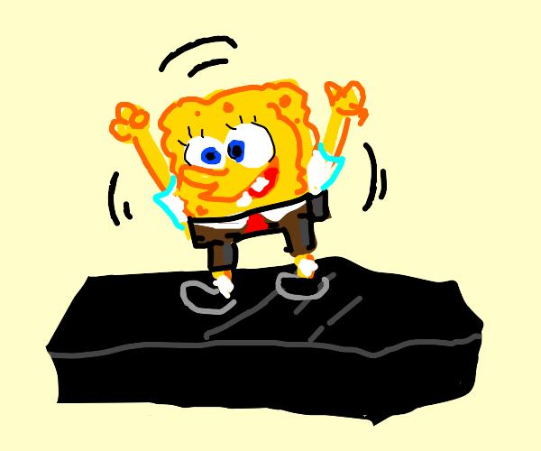 Spongebob coffin dance