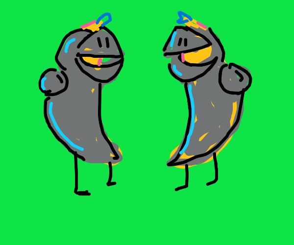 Banana Knights