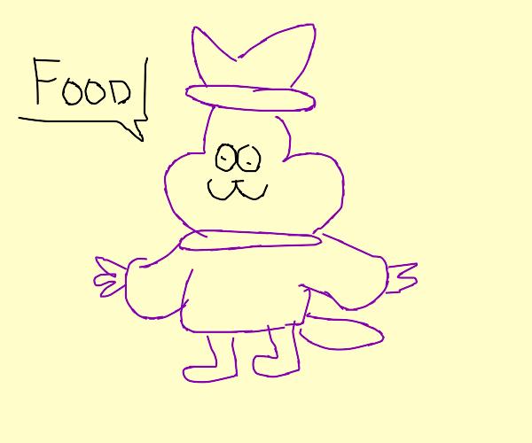 Chowder (The cartoon)