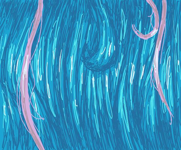 Pastel aesthetic hair