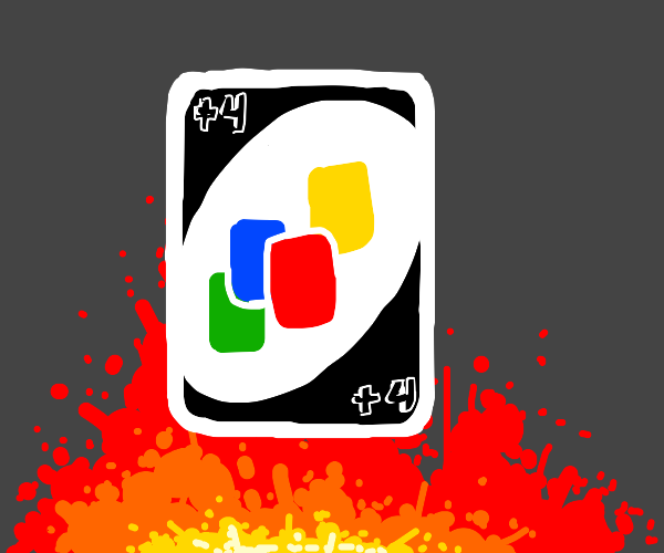 the card that ruins friendships