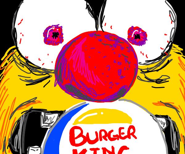 Burger King, Yellmo's way!