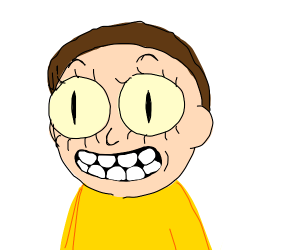 Bill Cypher Morty