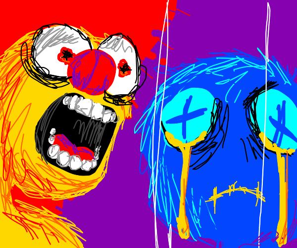 Yellmo vs bluemo