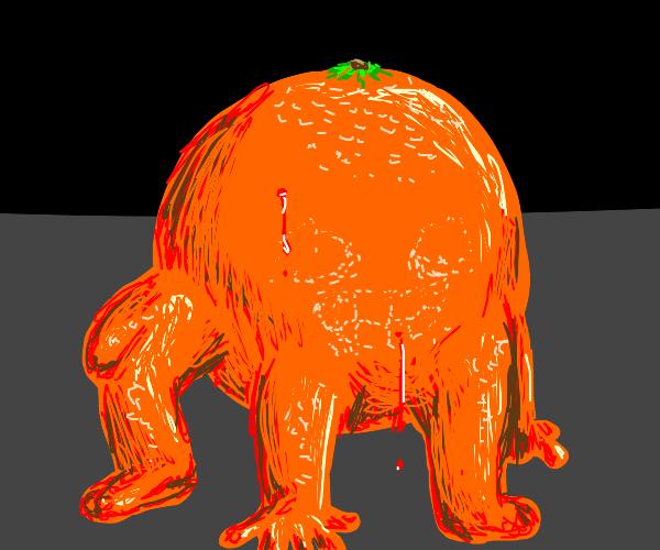 demon orange