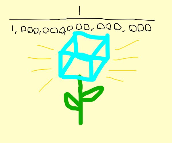 Super Rare Prism Flower